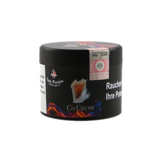 True Passion Tobacco 200g - Co Crush