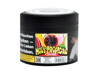 187 Tobacco 200g - Holy Tropical
