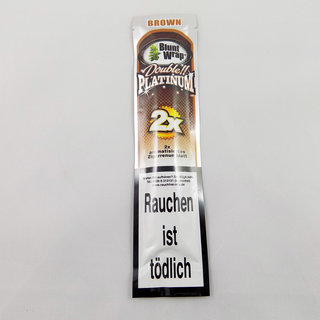 Platinum - Blunt Wraps Brown