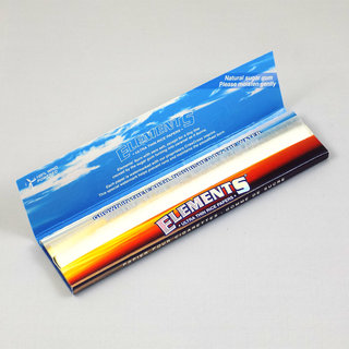 Elements - King Size Slim Papers