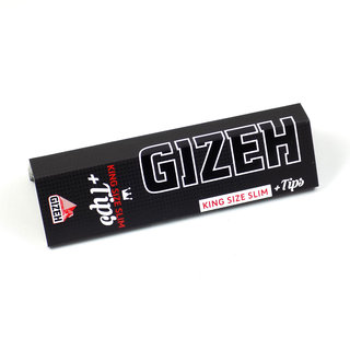 Gizeh - King Size Slim Papers + Tips