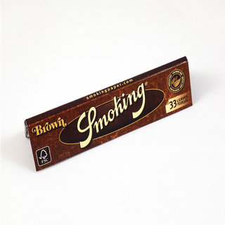 Smoking - Brown Slim Papers