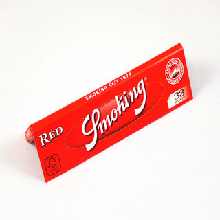 Smoking - Red King Size Papers