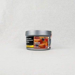Social Smoke 250g - Twisted